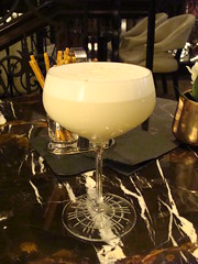 Hotel Georgia Cocktail (knightbefore_99) Tags: hotel georgia cocktail tasty gin classic fifties bar cool class orgeat nutmeg orange great lemon brokers booze night