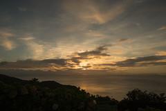 P7214549 (kunmorita) Tags: star 星 海 空 夜空 夜間撮影 sea sky night 夕焼け マジックアワー magic hour 黄昏