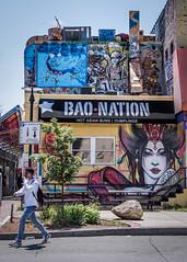 StreetArt3 (lclower19) Tags: modicaway graffiti alley cambridge massachusetts street art
