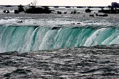 Waterfall blues (stephencharlesjames) Tags: niagara falls canada waterfall river color