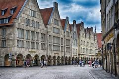 Münster 2018 (22_Juli)_0560b (inextremo96) Tags: münster botanischergarten muenster westfalen widertäufer lamberti aegidien dom kirche church germany mittelalter darkage kiepenkerl