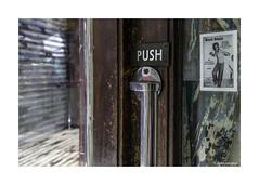 Radio Days Past © (wpnewington) Tags: londonmarkets oldlondon closeddown thecut lowermarsh radiodays shop closed london