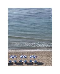 beach umbrellas (Lola Honrubia) Tags: villajoyosa alicante mayo 2018 canon g16 lolahonrubia