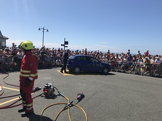 #RescueFest2018 South Wales Fire and Rescue Service Vehicle Extrication
