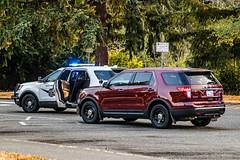 Washington State Patrol Ford Police Interceptor Utility SUV (andrewkim101) Tags: washington state patrol ford police interceptor utility suv snohomish county wa everett wsp