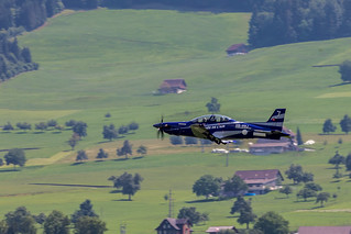 French Air Force PC-21's
