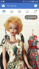 Still love her much. Outfit by bellissima couture (italiantime) Tags: barbie doll dolls mattel vintage vintagedolls
