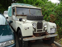 1955 Land Rover 107 (Neil's classics) Tags: vehicle 1955 land rover offroad landrover
