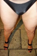 Friday 3rd August 2018 (Victoria HS) Tags: t girl gurl sexy hot horny skirt mini heels wedges tv transvestite cd crossdresser legs ass thong nickers black short wet loving needy tgirl tgurl