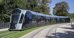 Luxtram (Tim Boric) Tags: luxtram luxemburg luxembourg tram tramway streetcar strassenbahn caf urbos