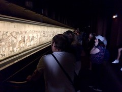 Bayeux Tapestry (DrBob317) Tags: france normandy bayeux bayeuxtapestry tapisseriedebayeux