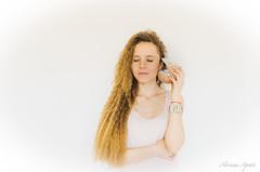 *** (adrianaaprati) Tags: conchiglia girl shell nautilus dream poetry summer portrait