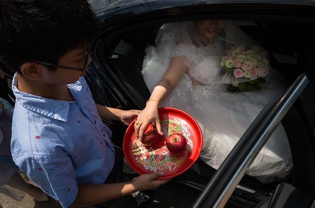 暉智&于倩-台南婚禮記錄-242
