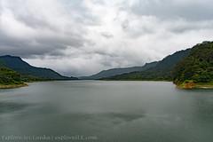 Kotmale Dam (exploreslk) Tags: kotmale dam kandy srilanka travel tourist attractions reservoir hydropower hillcountry