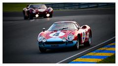 Ferrari 250 LM au Mans Classic 2018 (d200d700) Tags: nikon nikond850 d850 nikon1804004 ferrari ferrari250 ferrari250lm ferrariuk lemans lemansclassic lemansclassic2018 car cars voituresanciennes voituresdecourses sportauto sportcars