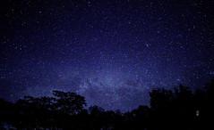 Sky of million stars (mich 瑜) Tags: makeawish nature camping night milky way galaxy millionsstars nightsky samyang10mm canon600d
