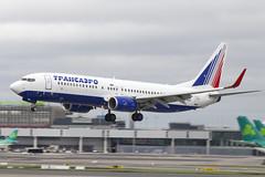 EI-RUI   Transaero Airlines   Boeing B737-85P(WL)   CN 28387   Built 2000   DUB/EIDW 23/04/2018   ex EC-HJQ   Rerigestered as G-DRTF with Jet2 9/7/2018 (Mick Planespotter) Tags: aircraft airport 2018 dublinairport collinstown nik sharpenerpro3 eirui transaero airlines boeing b73785pwl 28387 2000 dub eidw 23042018 echjq rerigestered gdrtf flight b737