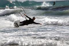 IMG_3785 Untitled (jaro-es) Tags: spanien spain spanelsko españa eos450 wasser water meer mar kiteboarden