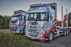 Enkvist II (johan.bergenstrahle) Tags: 2018 evening finepicsse fordon hdr juli july kväll lastbil sommar summer sverige sweden truck vännäs vehicle volvo
