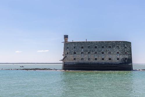 Fort Boyard.