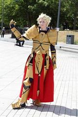 Gilgamesh (NekoJoe) Tags: amecon amecon2018 ame ame2018 animeconvention archer convention cosplay cosplayer coventry england fate fategrandorder gb gbr geo:lat=5237891815 geo:lon=156174973 geotagged gilgamesh midlands nes nesproxy nesproxycosplay uk unitedkingdom warwickartscentre