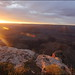 Sunset from Hopi Point  @ Grand Canyon National Park