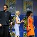 Chris Pratt, Elizabeth Banks & Stephanie Beatriz