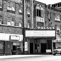 Gary (kevin dooley) Tags: palace gary indiana theater