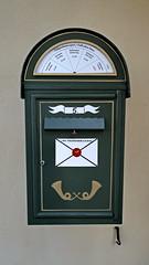 Briefkasten in Tallinn (Estonia) (dl1ydn) Tags: dl1ydn briefkasten post tallinn estonia estland eesti