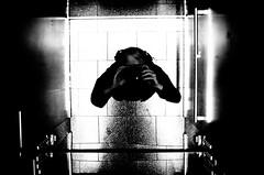 (steven:s) Tags: sydney self bw monochrome people city ricoh gr