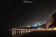 Melilla: frontera sur. (angelrm) Tags: melilla españa spain nocturna nightshot pwmelilla