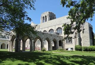 Evanston, IL, Levere Memorial Temple, National Headquarters of Sigma Alpha Epilson