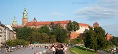 The Royal Wawel Castle (Grzesiek.) Tags: wawel kraków cracow royalcastle zamek