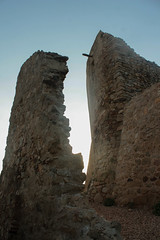 Palamós Ruins (nlopez42) Tags: palamós palamos spain españa cataluna cataluña sea beach cloud sunset sunrise holidays beautiful colorful clouds la fosca lafosca canon ruins