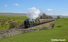 35018 - Great Britain XI Railtour - 20 April 2018 (Mike Heath Photo) Tags: gbxi great britain xi railtour rail touring company 35018 southern region sr merchant navy class british india line steam train locomotive settle carlisle hortoninribblesdale tour