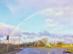Rainbow - Cannock, Staffordshire (cattan2011) Tags: traveltuesday travelphotography travelbloggers travel streetpicture streetphoto streetphotography streetart landscapephotography landscape 英国 cannock staffordshire rainbow