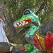 La Force (Le Jardin des Tarots de Niki de Saint Phalle à Capalbio, Italie)