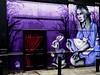 malice in wonderland (stephenjenkins25) Tags: street art graphic graffiti wall background illustration mural dark ominous spooky