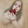 Bloody (Joana Cardoso | Photography) Tags: bloody blood bleeding heart organ portrait portraiture selfportrait selfportraitartist womanportrait selfie artist fineart fineartselfportrait red colour conceptual 52 52sisterhood 52weeks project