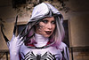Cosplayer (robertoburchi1) Tags: people cosplay portrait ritratto woman beauty colours donna eyes
