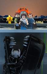 Perfection (Grantmasters) Tags: lego moc tremors aliens ripley bishop hicks perfection xenomorph