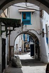 Rue Tourbet Al Bey (andryn2006) Tags: tunis tunisia medina tn