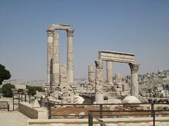 Temple of Hercules (david_e_waldron) Tags: jordan amman