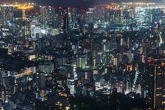 (chloe.kykam) Tags: japan tokyo travel roppongi cityview observation deck night skyscraper city cityscape sony a6000 vsco urban