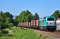 Caminha (REGFA251013) Tags: tramesa comsa takargo tren train comboio portugal galicia marin vigo ibercargo caminha linhadominho
