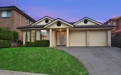 12 Courtley Avenue, Kellyville Ridge NSW
