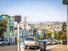 San Francisco (flrent) Tags: san francisco mission district california bay sf south north potrero hill street ride