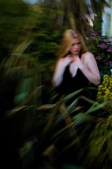 IMG_2334 (holgapix) Tags: lensbaby canon canon7d model modelphotography blur garden secretgarden