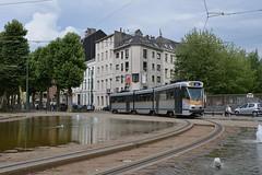 BN PCC 7900 #7919 (LukaszL99) Tags: bn pcc bruksela brussels bruxelles brüssel belgia belgien belgique belgium belgië tramwaj tram strasenbahn tramvaj stib mivb
