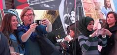 Times Square 240 (stevensiegel260) Tags: timessquare newyork tourists billboard selfies headscarf heejab